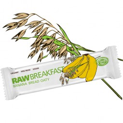 RAW Breakfast Riegel